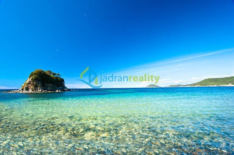 Seaside accommodation in Croatia