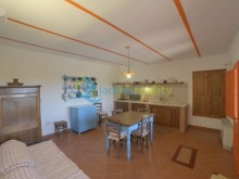 House with apartment in Casale Marittimo