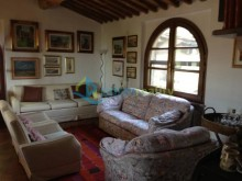 Villa in Montescudaioi