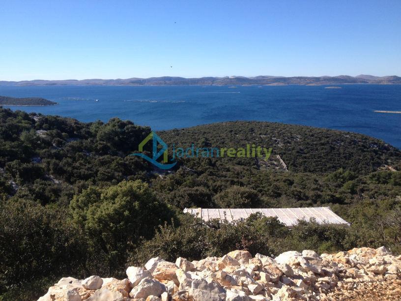Building plot on the island of Pasman - Jadran Reality - real ...