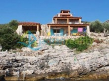 House on the island of Korcula