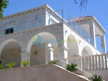 Villa on the island of Korcula
