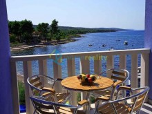 Holiday apartments on the island of Brac