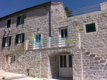 House on the island of Hvar