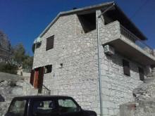 Traditional stone house on Hvar