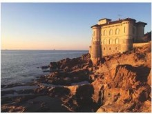 Luxury apartment at castle
