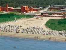 Sea side resort, Livorno