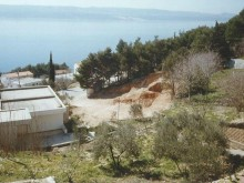 Building plot in Marusici