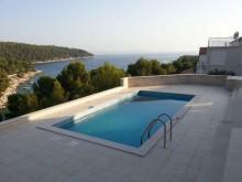 Villa on Brač island