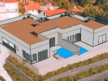 Villa and building plot on Korcula