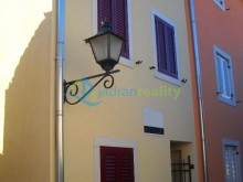 House with holiday apartments in the small town of Rovinj