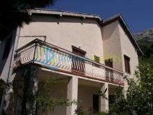 House in the village of Pisak