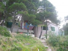 House on the island of Brač